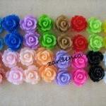 32pcs - Mini Rose Flower C..